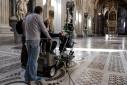 A művészet templomai: A római Szent Péter- és a pápai bazilikák 3D