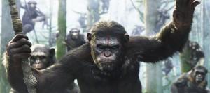 A majmok bolygója – Forradalom