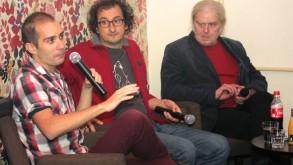 Pavlics Tamás, Zányi Tamás és Melis László