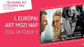 I. Európai Art Mozi Nap